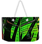 The  Leaf Weekender Tote Bag