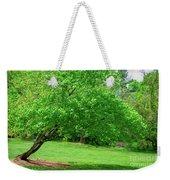 The Leaning Tree Weekender Tote Bag