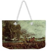The Leaping Horse Weekender Tote Bag
