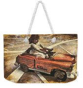 The Learners Licence Test Weekender Tote Bag