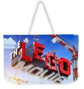 The Lego Movie Weekender Tote Bag