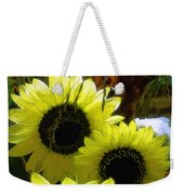 The Lemon Sisters Weekender Tote Bag