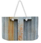The Letter T Weekender Tote Bag