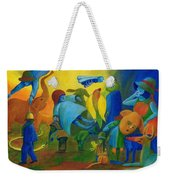 The Levitation. Weekender Tote Bag