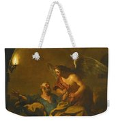 The Liberation Of Saint Peter Weekender Tote Bag