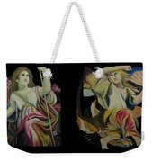 The Liberty And The Union Weekender Tote Bag