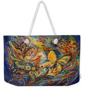The Life Of Butterfly Weekender Tote Bag