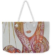 The Life Weekender Tote Bag