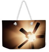 The Light Above  Weekender Tote Bag
