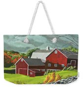The Light After The Storm Weekender Tote Bag