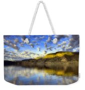 The Light At Skaha Lake Weekender Tote Bag