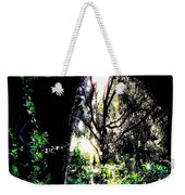 The Light At The End Of The Triangle Weekender Tote Bag by Eikoni Images