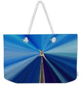 The Light Fantastic Speedway Weekender Tote Bag