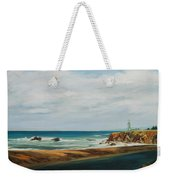 The Light House Weekender Tote Bag
