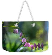 The Light In Our Bleeding Hearts Weekender Tote Bag