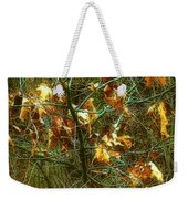The Light In The Forest Weekender Tote Bag