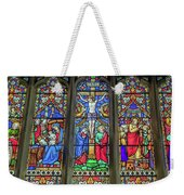 The Light Of Faith Weekender Tote Bag