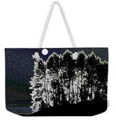 The Light Of The Moon Weekender Tote Bag