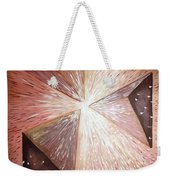 The Light Of The Peace Weekender Tote Bag