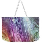 The Light Of The Spirit Weekender Tote Bag