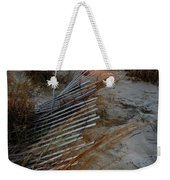 The Light On The Hill Weekender Tote Bag