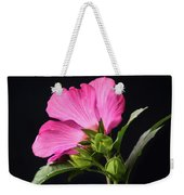 The Light Rose Of Sharon 2017 Square Weekender Tote Bag