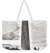 The Lighthouse At Cape May Weekender Tote Bag