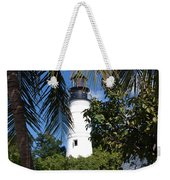 The Lighthouse In Key West II Weekender Tote Bag