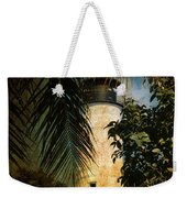 The Lighthouse In Key West Weekender Tote Bag