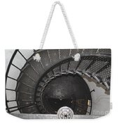 The Lighthouse Stairs Weekender Tote Bag