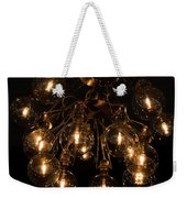 The Lights Weekender Tote Bag