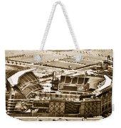 The Linc - Aerial View Weekender Tote Bag