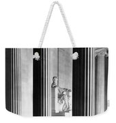 The Lincoln Memorial Weekender Tote Bag