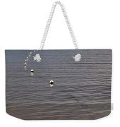The Line Weekender Tote Bag