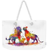 The Lion King Family Weekender Tote Bag