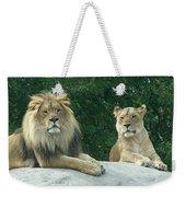 The Lions Weekender Tote Bag