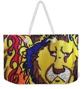 The Lions Mane. Weekender Tote Bag