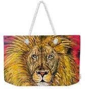 The Lions Selfie Weekender Tote Bag