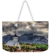 The Little Church  Weekender Tote Bag