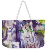 The Little Climbing Wall Weekender Tote Bag