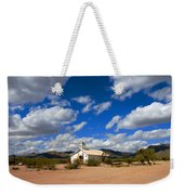 The Little Country Church Weekender Tote Bag