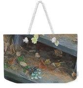 The Little Pine Cone Weekender Tote Bag