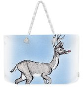 The Little Reindeer  Weekender Tote Bag