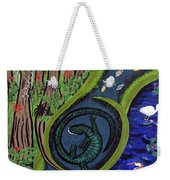 The Living Marshes Weekender Tote Bag