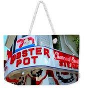 The Lobster Pot #1 Weekender Tote Bag