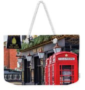 The Local Weekender Tote Bag by Heather Applegate