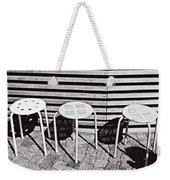 The Local Ted Talk Weekender Tote Bag