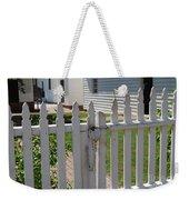 The Lock Weekender Tote Bag