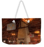 The Lodge At Starved Rock State Park Illinois Weekender Tote Bag