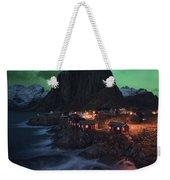 The Lofoten Dream Weekender Tote Bag